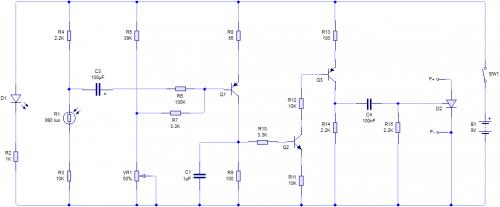 Diseño mediante CircuitWizard