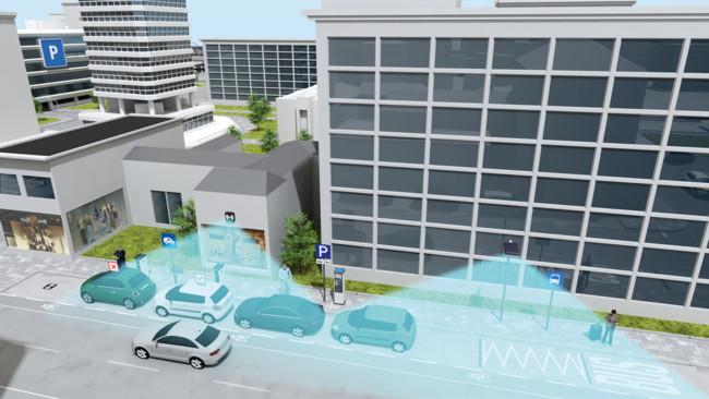 Siemens empieza a probar radares para detectar plazas de aparcamientolibres