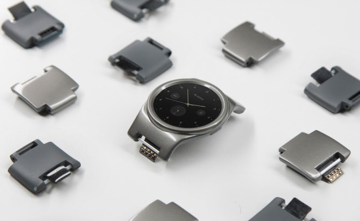Blocks: el reloj inteligentemodular