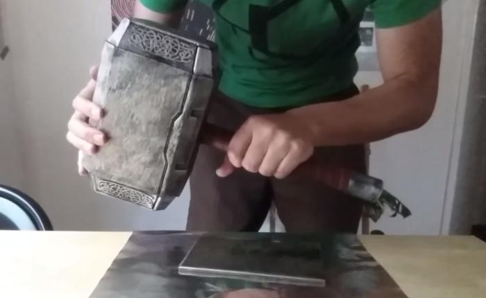 El martillo de Thor existe, gracias a laciencia