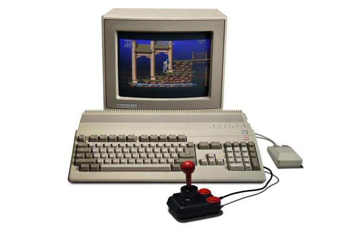 Juega a 10.000 títulos de Amiga en tu navegador gracias a InternetArchive