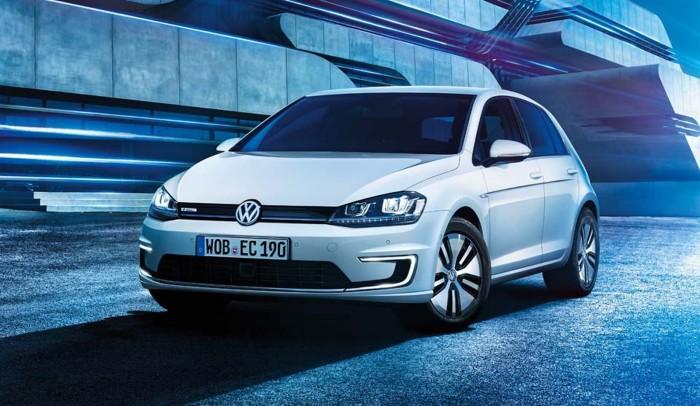 El renovado Volkswagen e-Golf. El clásico de los compactos ya cree en el futuroeléctrico